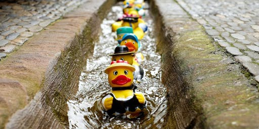 3rd Annual Gold Rush Duck Race