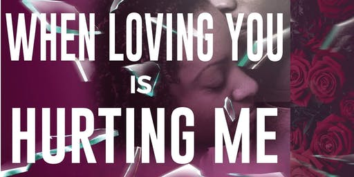 WHEN LOVING YOU IS HURTING ME (STAGE-PLAY)