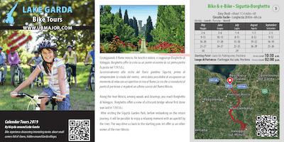 Alla scoperta del territorio in BiCiCletta Bike & eBike • Sigurtà•Borghetto
