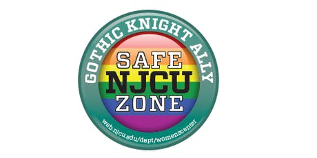 July 2019 -  NJCU Gothic Knight Safe Zone Ally Training tickets