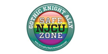 July 2019 -  NJCU Gothic Knight Safe Zone Ally Training tickets