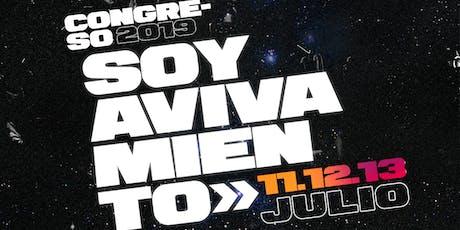 Congreso Noche Diferente ''SOY AVIVAMIENTO'' entradas