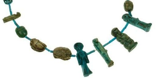 Wakefield Museum: Egyptian Jewellery - Wednesday 31st July 2019 - Ages 6-11