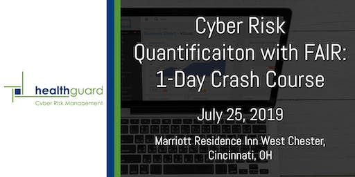 Cyber Risk Quantification (CRQ) with FAIR: 1-Day Crash Course