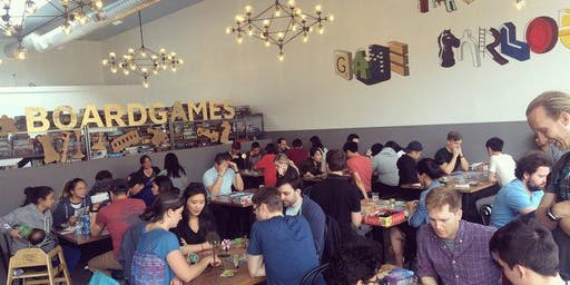 Board Game Nights at Game Parlour [Inner Sunset]