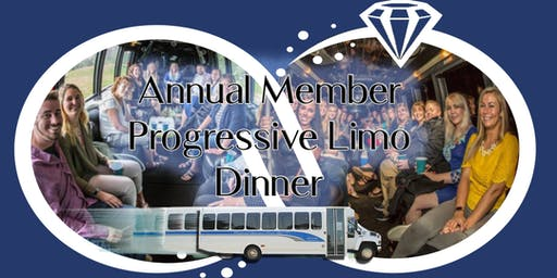 NAWP Madison Annual Member Progressive Limo Dinner