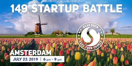 149 Startup Battle, Amsterdam tickets