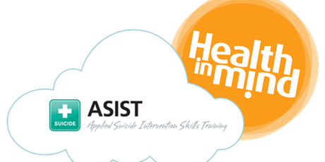 ASIST (Applied Suicide Intervention Skills Training) 10th & 11th December 2019 tickets