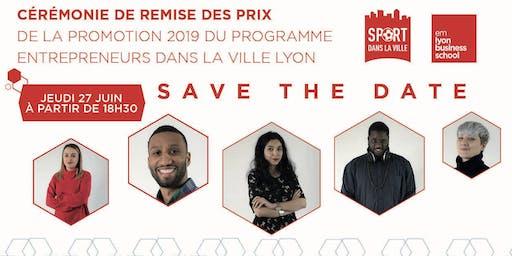 Cérémonie de Remise des Prix - Lyon