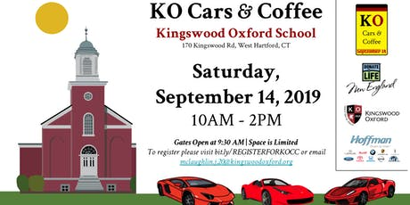 KO Cars and Coffee: Supporting Donate Life New England tickets