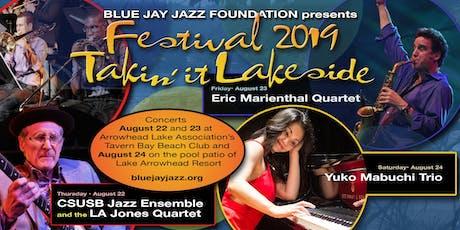 Blue Jay Jazz Festival tickets