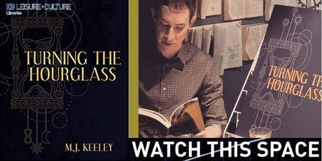 Turning the hourglass with M. J. Keeley tickets