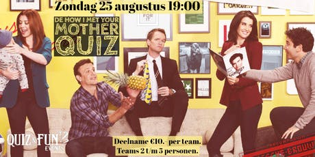 De How i Met Your Mother Quiz (Avond editie) tickets