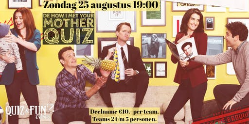De How i Met Your Mother Quiz (Avond editie)