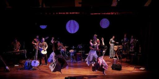 Samaxarit - Música y Danzas Africanas