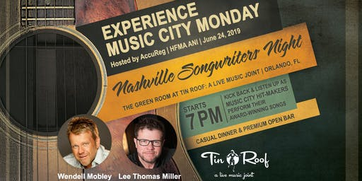 Nashville Songwriters' Night at HFMA ANI