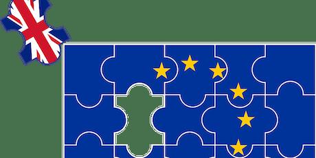 Information event for EU nationals tickets