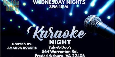 Wednesday Night Karaoke Party