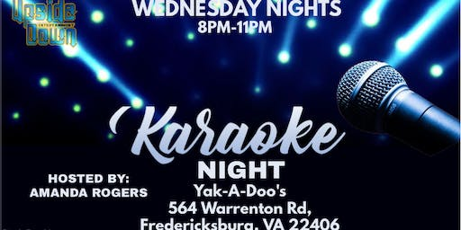 Wednesday Night Karaoke Party
