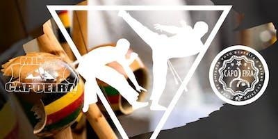 Aulas de Capoeira