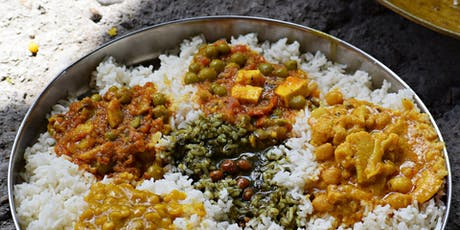 Meat Free Mondays - Kangus's Fruity Curry  tickets