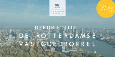 De Rotterdamse Vastgoedborrel - Zomer Editie  tickets