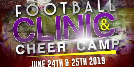 The Moncks Corner Renegades Football and Cheer Camp tickets