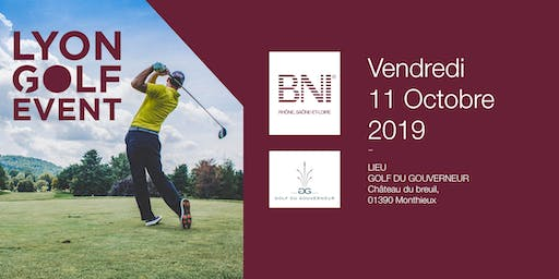 BNI LYON GOLF EVENT