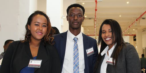 African Leadership Academy's Careers Network Baraza - Johannesburg 2019