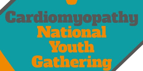 Cardiomyopathy UK National Youth Gathering 2019 tickets