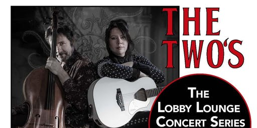 The Twos @ The Lobby Lounge