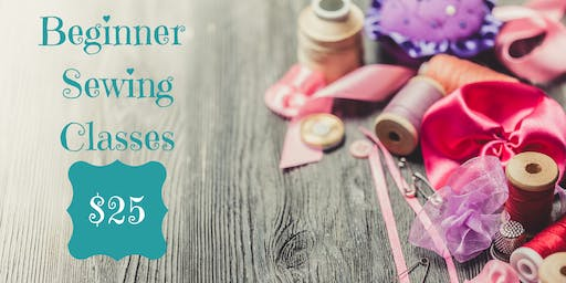 Beginner Sewing Class