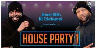 House Party1 with DJ E-Clazz & DJ Bad