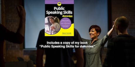 Painless Public Speaking Workshop - Maximum 10 People tickets