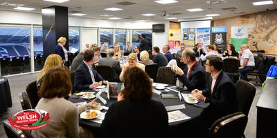 Networking Breakfast - Welsh Business Show Cardiff 2020