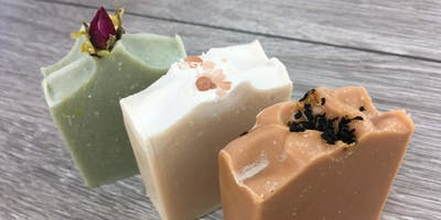Soap Making Demonstration