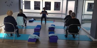 Supported Yoga with Jo Shaw