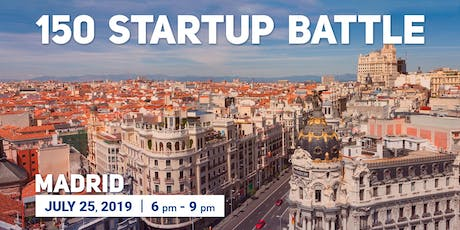 150 Startup Battle, Madrid tickets