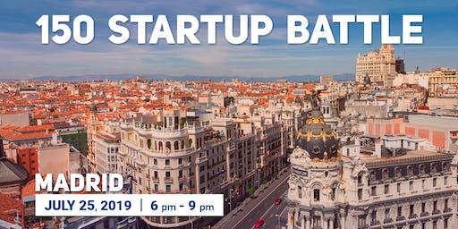 150 Startup Battle, Madrid