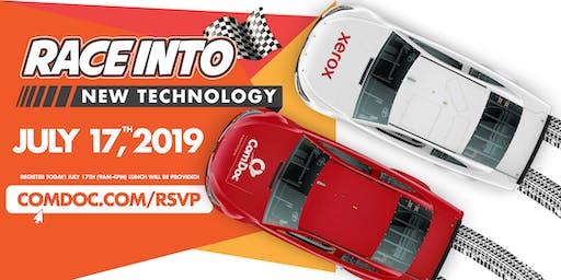 Race Into New Technology - Cincinnati, Ohio