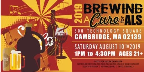 Brewing A Cure 4 ALS, Beer and Wine Festival tickets