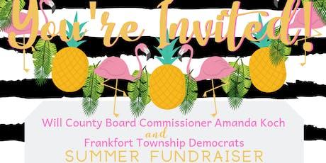 Summer Fundraiser - Friends of Amanda Koch & Frankfort Township Democrats tickets