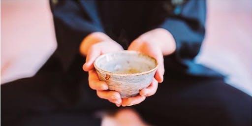 A New Moon Tea Ceremony
