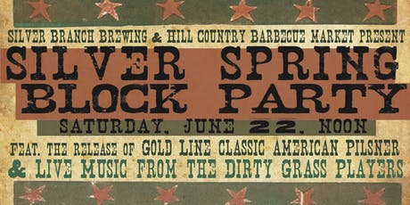 Silver Spring Block Party tickets