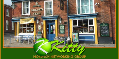 Norwich Kitty Networking tickets