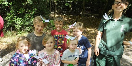 Woodland Wonders - Family wildlife walk tickets
