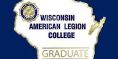 Intermediate Legion College Course tickets