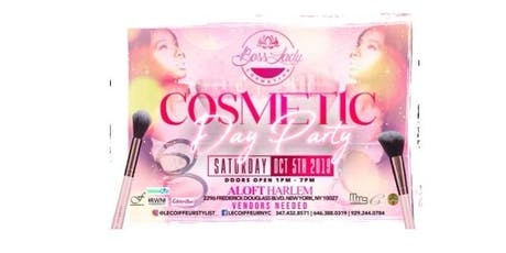 FREE COSMETIC DAY PARTY tickets