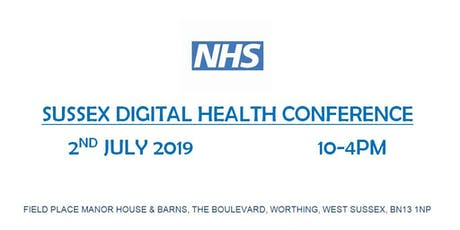 Sussex Digital Health Conference tickets