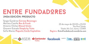 Entre fundadores: Producto